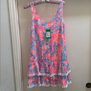 NWT Lilly Pulitzer Summer Siren Natashia Dress XS